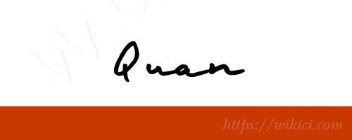 Chữ ký tên Quân – Những mẫu chữ ký tên Quân đẹp nhất-12