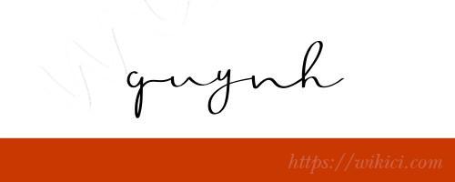 Chữ ký tên Quỳnh – Những mẫu chữ ký tên Quỳnh đẹp nhất-11