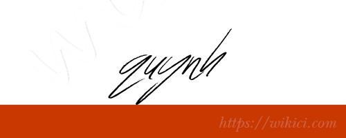 Chữ ký tên Quỳnh – Những mẫu chữ ký tên Quỳnh đẹp nhất-12