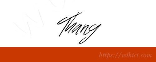 Chữ ký tên Thắng – Những mẫu chữ ký tên Thắng đẹp nhất-13