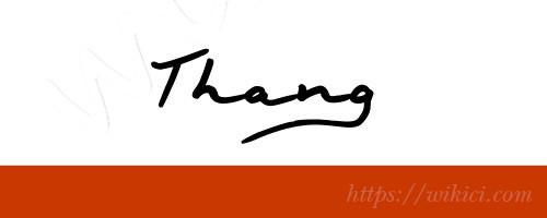 Chữ ký tên Thắng – Những mẫu chữ ký tên Thắng đẹp nhất-7