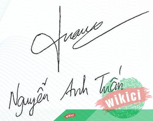 Chữ ký tên Tuấn – Những mẫu chữ ký tên Tuấn đẹp nhất-1