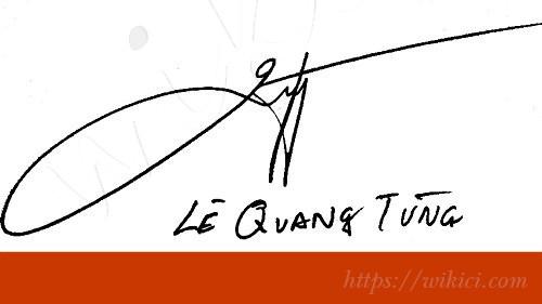 Chữ ký tên Tùng – Những mẫu chữ ký tên Tùng đẹp nhất-1