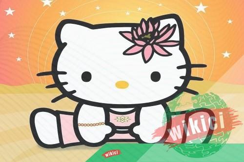 Hình nền Hello Kitty, ảnh Hello Kitty đẹp dễ thương-1