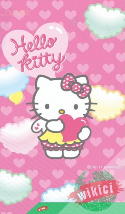 Hình nền Hello Kitty, ảnh Hello Kitty đẹp dễ thương-10