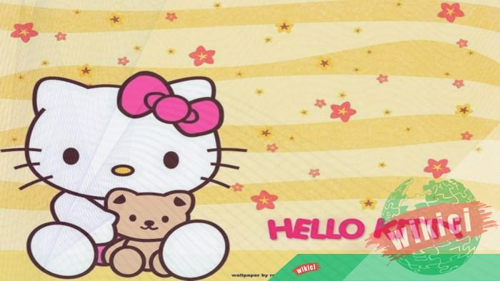 Hình nền Hello Kitty, ảnh Hello Kitty đẹp dễ thương-15