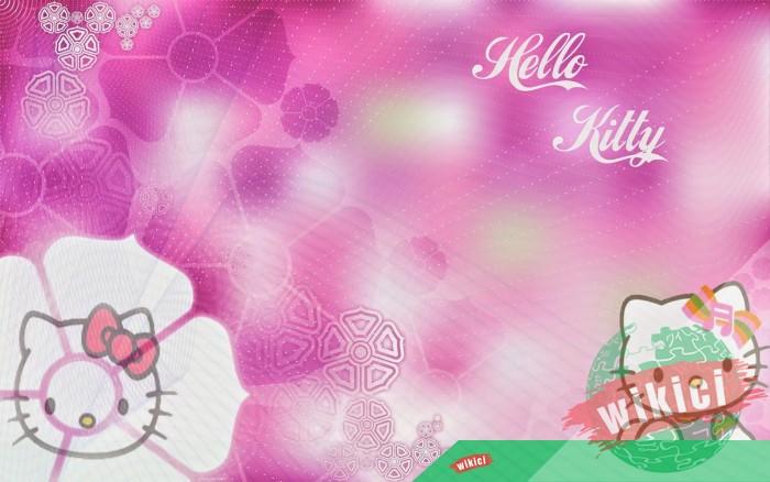 Hình nền Hello Kitty, ảnh Hello Kitty đẹp dễ thương-16