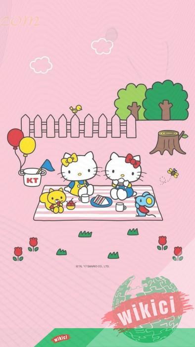 Hình nền Hello Kitty, ảnh Hello Kitty đẹp dễ thương-28