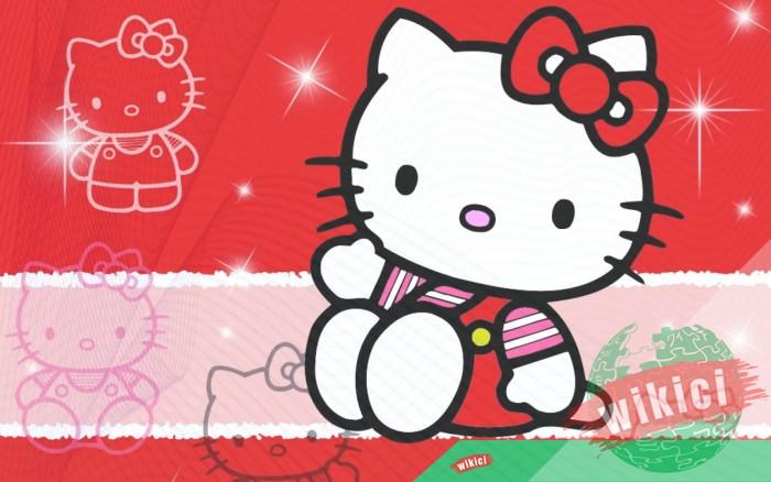 Hình nền Hello Kitty, ảnh Hello Kitty đẹp dễ thương-34
