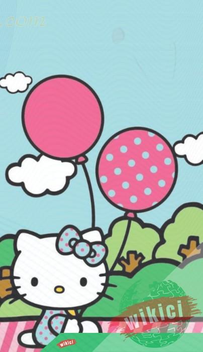 Hình nền Hello Kitty, ảnh Hello Kitty đẹp dễ thương-4