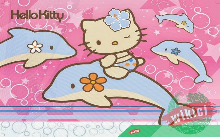 Hình nền Hello Kitty, ảnh Hello Kitty đẹp dễ thương-40