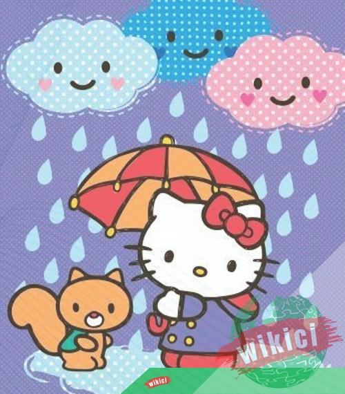 Hình nền Hello Kitty, ảnh Hello Kitty đẹp dễ thương-6