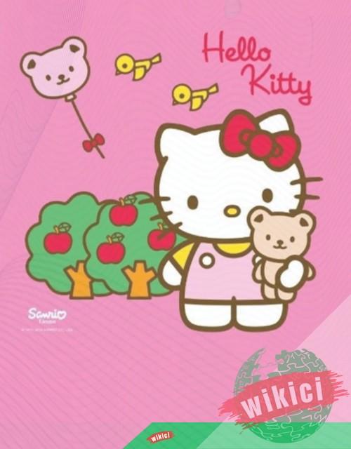 Hình nền Hello Kitty, ảnh Hello Kitty đẹp dễ thương-7