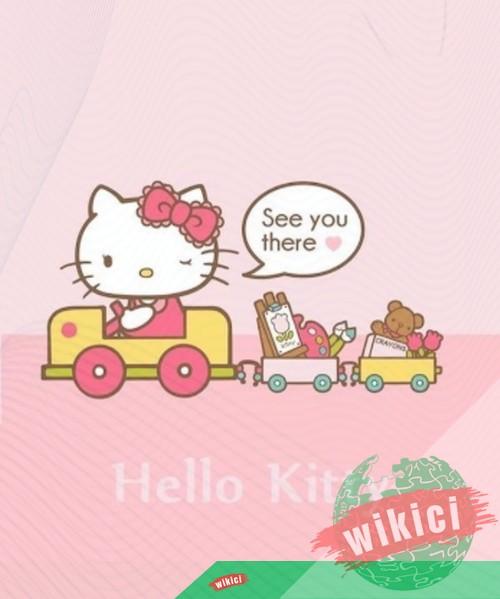 Hình nền Hello Kitty, ảnh Hello Kitty đẹp dễ thương-9