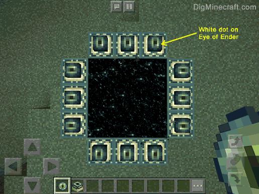 làm thế nào để tạo một cổng kết thúc trong pe