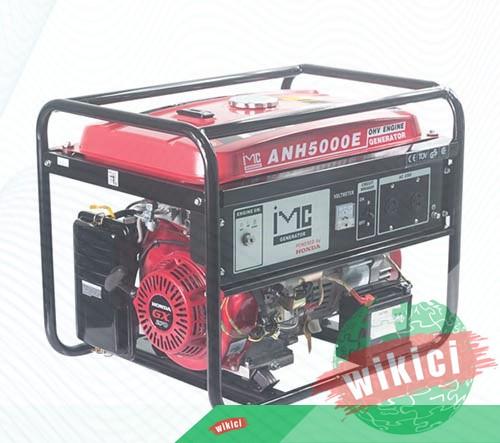 Hướng dẫn cách sử dụng máy phát điện chạy bằng xăng-1
