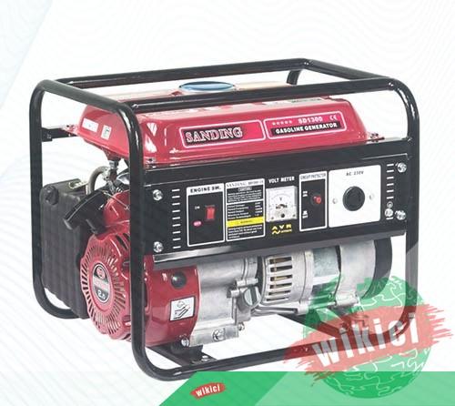 Hướng dẫn cách sử dụng máy phát điện chạy bằng xăng-2