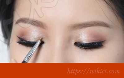 Hướng dẫn cách trang điểm cho cô dâu mặt dài-11