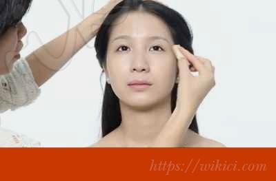 Hướng dẫn cách trang điểm cho cô dâu mặt dài-2