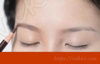 Hướng dẫn cách trang điểm cho cô dâu mặt dài-5