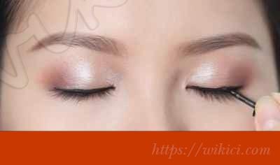 Hướng dẫn cách trang điểm cho cô dâu mặt dài-9