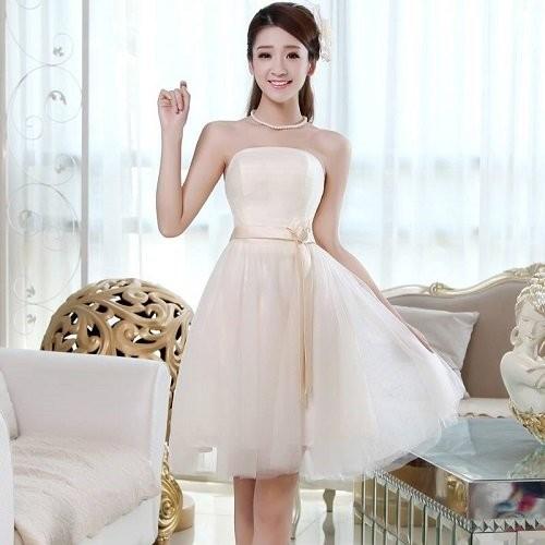 Kinh nghiệm chọn váy cưới ngắn cho cô dâu-11