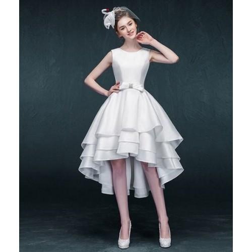 Kinh nghiệm chọn váy cưới ngắn cho cô dâu-12