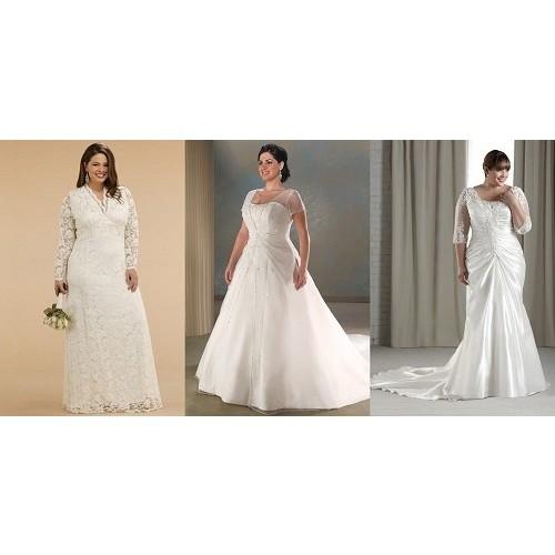 Mẹo chọn váy cưới cho cô dâu dáng mập thêm xinh-5