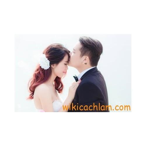 Mẹo tạo dáng tự nhiên khi chụp hình cưới-10