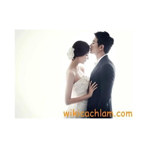 Mẹo tạo dáng tự nhiên khi chụp hình cưới-11