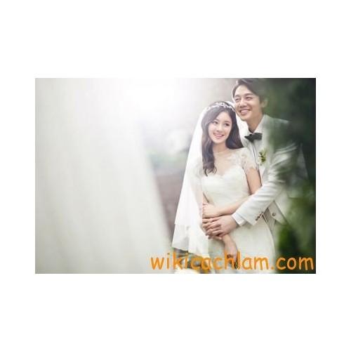 Mẹo tạo dáng tự nhiên khi chụp hình cưới-14