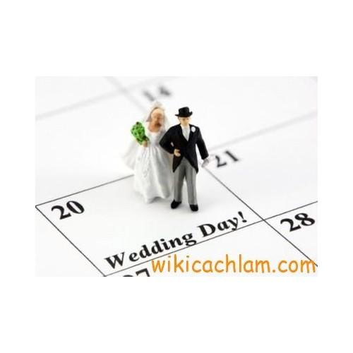 Ngân sách chuẩn bị cho một đám cưới hoàn hảo-1