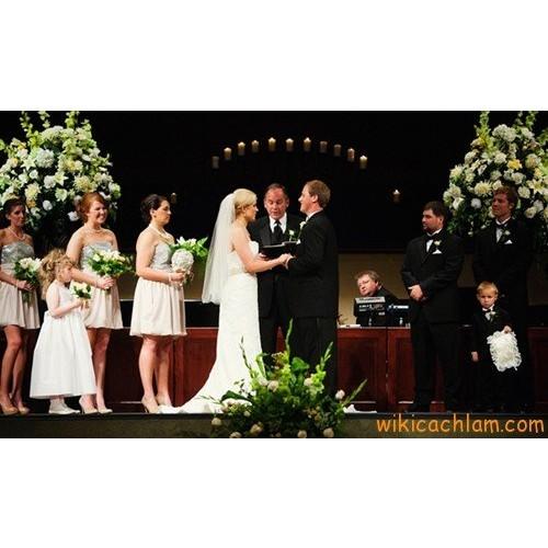 Nghi lễ cưới hỏi của người theo đạo thiên chúa-2