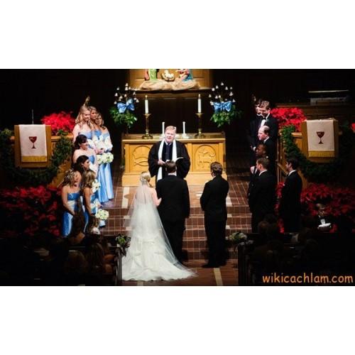 Nghi lễ cưới hỏi của người theo đạo thiên chúa-3