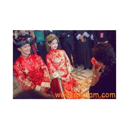 Phong tục cưới hỏi của người Hoa-3