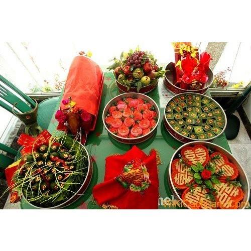 Phong tục cưới hỏi ở Bình Định-1