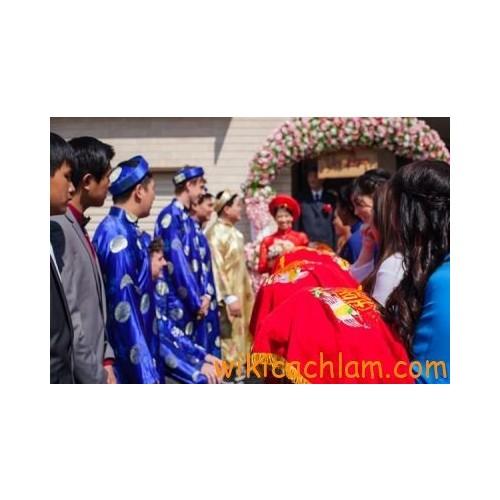Phong tục cưới hỏi truyền thống của người Việt Nam-3