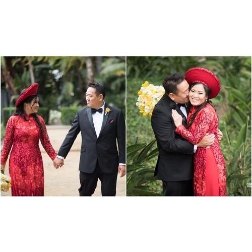 Tư vấn cách chọn áo dài cho cô dâu mũm mĩm-7
