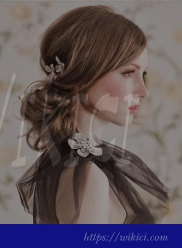 Tư vấn chọn kiểu tóc cô dâu phù hợp với từng khuôn mặt-2