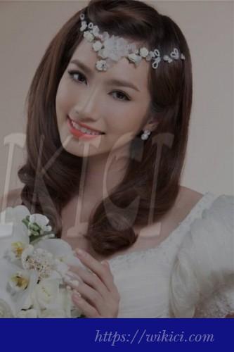 Tư vấn chọn kiểu tóc cô dâu phù hợp với từng khuôn mặt-4