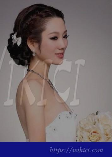 Tư vấn chọn kiểu tóc cô dâu phù hợp với từng khuôn mặt-6