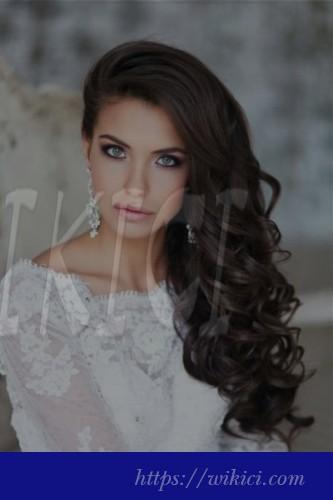 Tư vấn chọn kiểu tóc cô dâu phù hợp với từng khuôn mặt-8