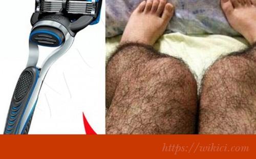 Vì sao đàn bà tay chân có lông rậm rạp như đàn ông?-10
