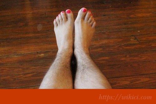 Vì sao đàn bà tay chân có lông rậm rạp như đàn ông?-7