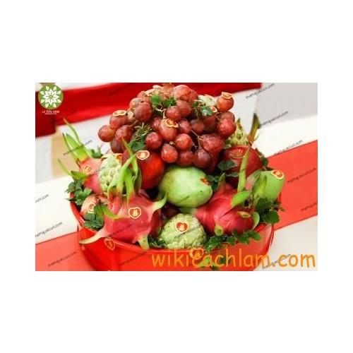 Ý nghĩa mâm quả ngày cưới theo phong tục Việt-3