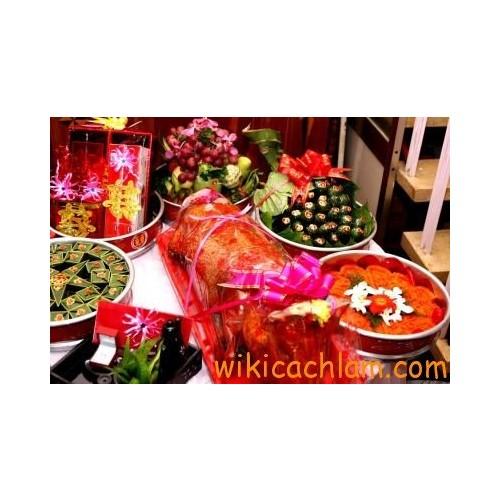 Ý nghĩa mâm quả ngày cưới theo phong tục Việt-9