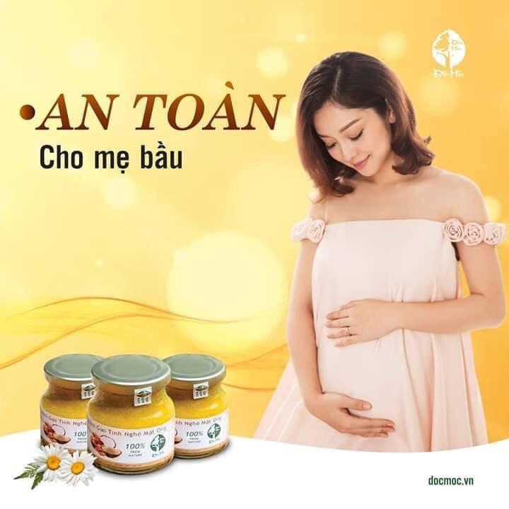 Kem dưỡng da an toàn cho mẹ bầu