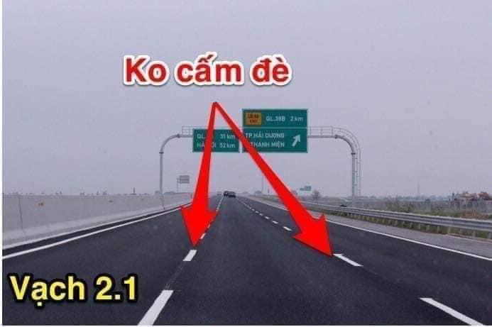 Các loại vạch kẽ đường và điều cần biết khi tham gia giao thông