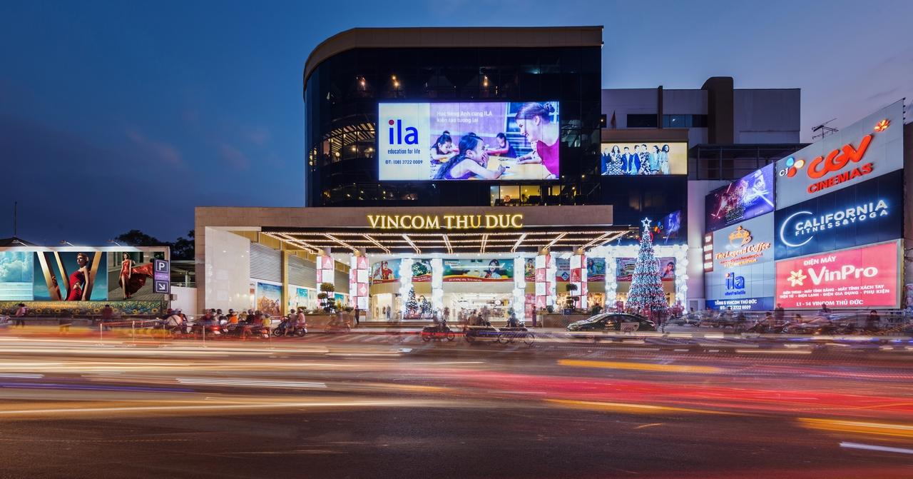 Trung tâm thương mại Vincom plaza Thủ Đức