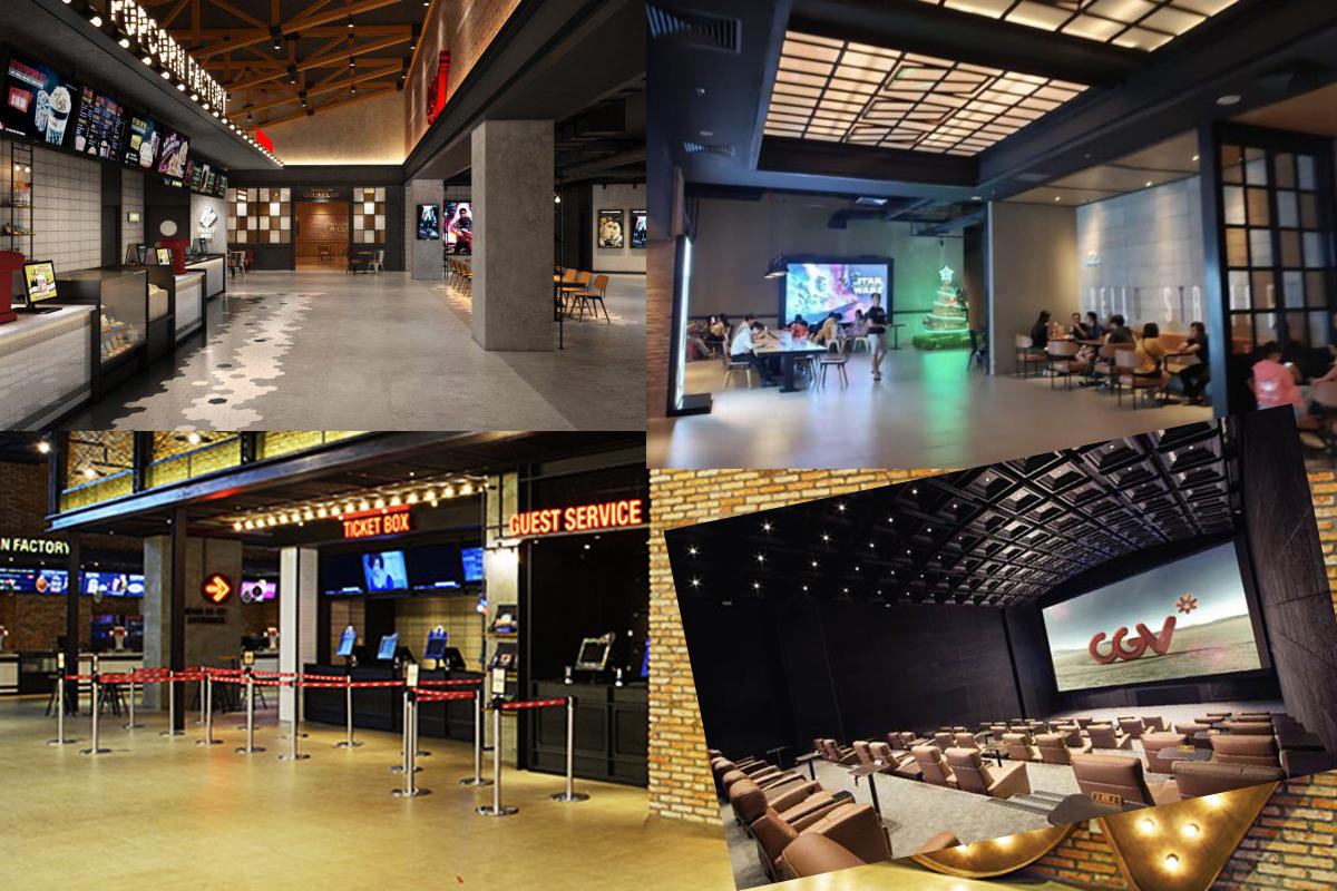 Rạp Chiếu PhimCGVGiga mall Thủ Đức